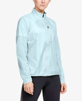 Women's UA Run Impasse Wind Jacket